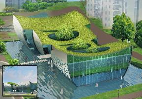 3BHK Apartment-2350 Sq Ft The 3C Company Lotus Panache Island Sector-110 Noida Expressway