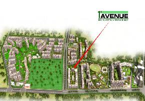Gaursons Group Gaur City 1 -1st Avenue Sector-4 Noida Extension Greater Noida West Greater Noida