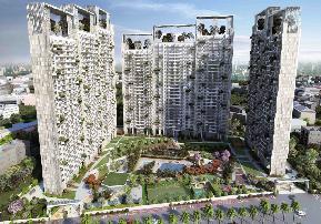 4BHK Apartment-2500 Sq Ft  Prateek Edifice Sector 107 Noida Expressway
