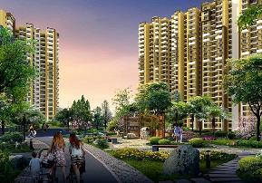 3BHK Apartment-1671 Sq Ft Himalaya Residency Himalaya Pride  Tech-Zone-4 Noida Extension Greater Noida West