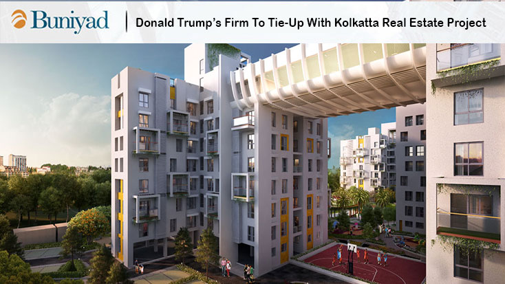 Donald Trump's Firm To Set Its Foot On Kolkatta